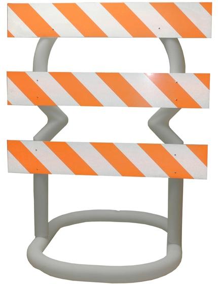 Type III Barricade