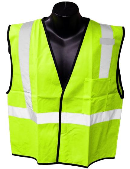 Economy Class 2 Knit Safety Vest