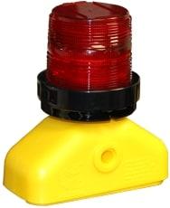 360-Degree Barricade Flasher