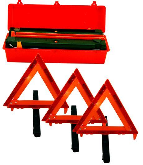 Triangle Reflector Warning Kit image