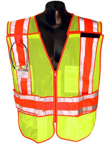 Premium ANSI Class 2 Safety Vest