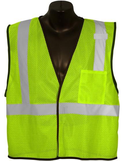 Economy Class 2 Mesh Ground Crew Vest
